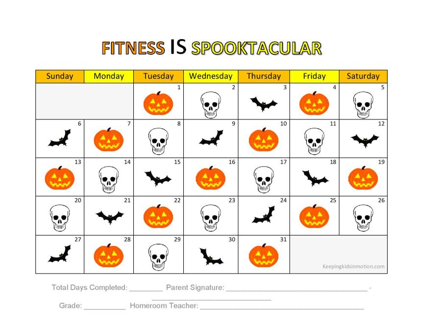 Scary October Fitness Calender-page-002